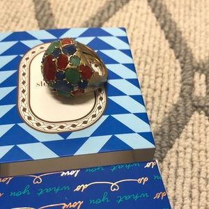 Stella and Dot Jolie cocktail ring